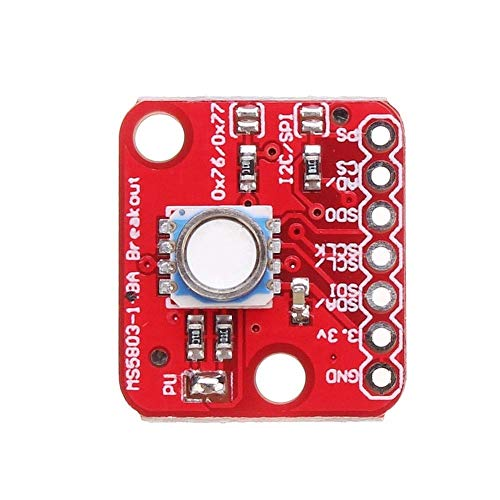 CKQ-KQ Waterproof High Precision Fluid Liquid Gas Voltage Sensor Module I2C/SPI Pressure Sensor Board Wood Shaving Tools