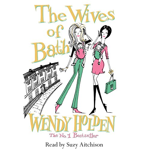The Wives of Bath audiobook cover art
