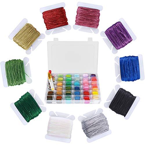 Metallic Embroidery Floss