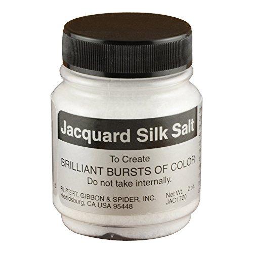 Jaquard Silk Salt 2 Ounce