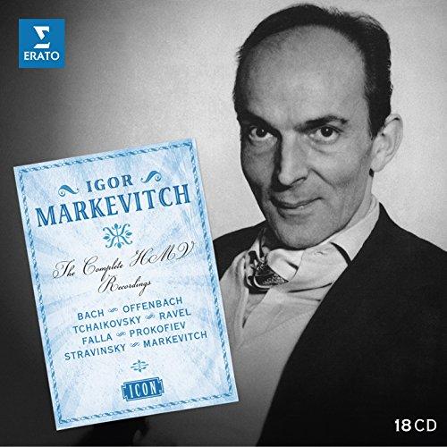 Igor Markevitch: The Complete Recordingsの詳細を見る
