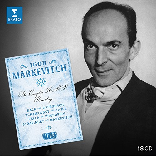 Igor Markevitch: The Complete Recordingsの詳細を見る