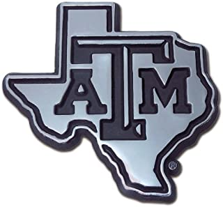 texas a&m car emblem