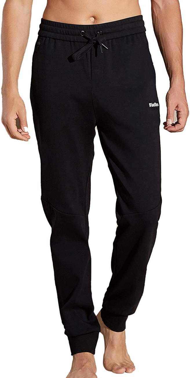 FIVE MEN Men's Slim Fit Mail order cheap Jogger Casual Fixed price for sale - Pants Workout Gym Track