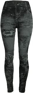 Women's Jeans Pants Bottom Coloured Hip-up Super Bomb Slim Nine-Minute Pants