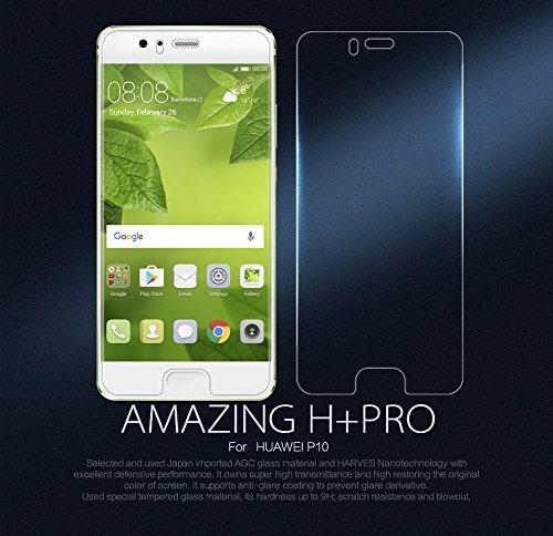 NILLKIN Amazing H + Pro 0,22mm con Borde Curvado 2.5d 9h Protector...