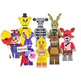 New Fredy Action Figures Set - Heroes from Five Nights and Friends Movie - Gift for Boys and Girls (Movie Set)