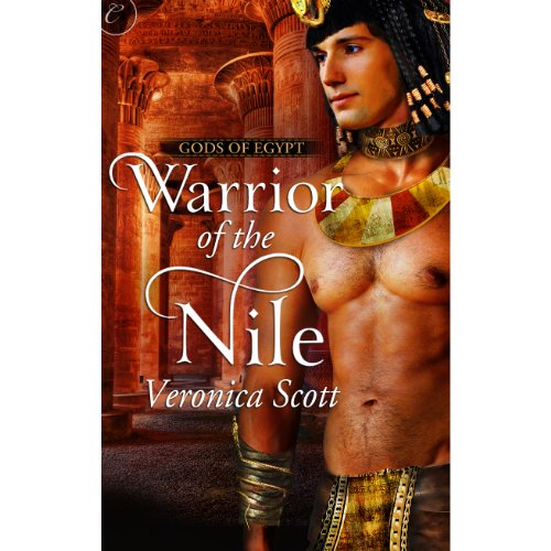 Warrior of the Nile audiobook cover art