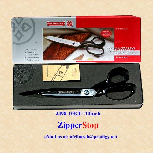 Buy 10 Tailor Scissors ~ Mundial Red Dot Brand ~ Signature Series ~