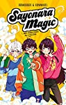 Sayonara Magic, tome 1 : Des magiciens au collège par Burakkuberi