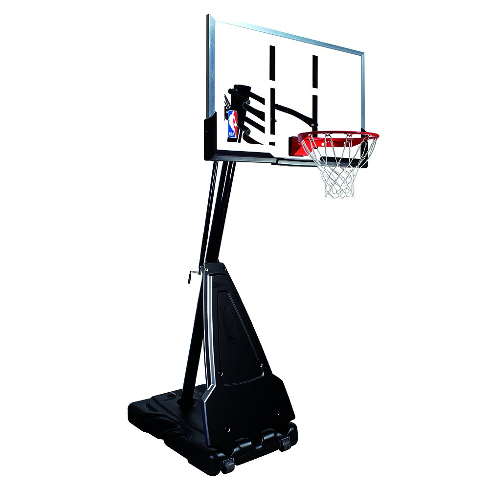Spalding E68562 Portable Basketball System