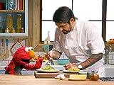 Chef Ludo & Elmo's Shrimpy Zoodle Dish