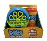 Bubble Magic Bubble Machine for Kids Age 3 and Up