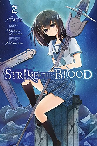 Strike the Blood, Vol. 2 (manga)