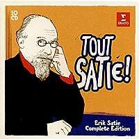 Erik Satie: The Complete Works (10CD) by Various Artists - Satie: The Complete Works