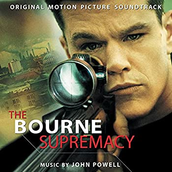 The Bourne Supremacy  Original Motion Picture Soundtrack