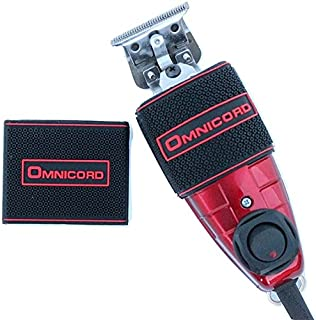 Omnicord T-outliner No Slip Clipper Grip - Red (Clipper not included)