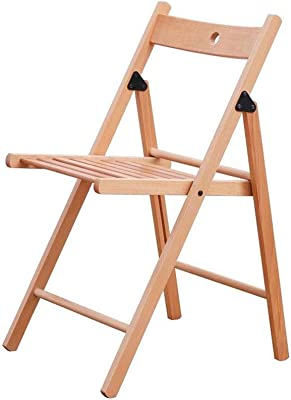 Ikea TERJE Folding chair, beech: Amazon.co.uk: Kitchen & Home