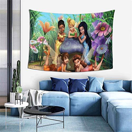 Tapiz de pared de Disney para colgar en la habitación, sala de estar, dormitorio
