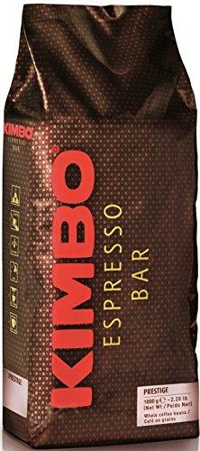 Kimbo Prestige (1 kg, Whole bean)