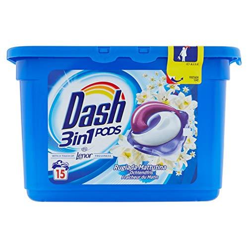 Dash Pods para colada Rocío Matinal–396 Gr