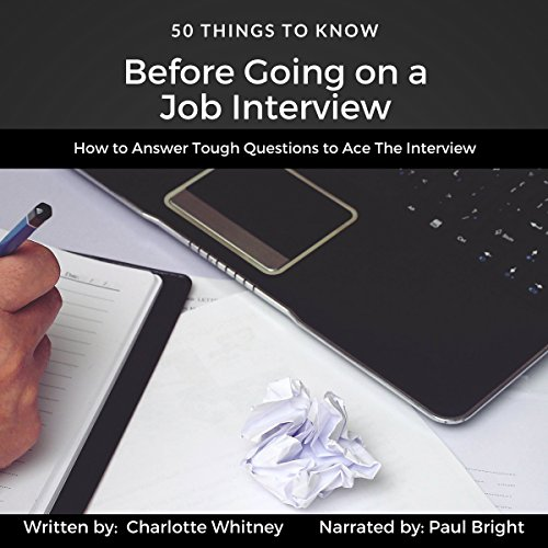 Couverture de 50 Things to Know Before Going on a Job Interview