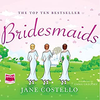 Bridesmaids cover art