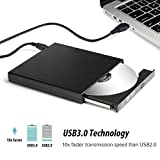 Blingco External USB 3.0 CD DVD-RW Laufwerk Portable Burner Writer für Windows XP / 2003...