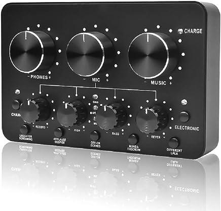 DDSHYNH Scheda Audio Live Professionale BM 800 Microfono Interfaccia Multifunzione Supporto Audio USB Telefono Cellulare per Accessori per Computer - Trova i prezzi più bassi