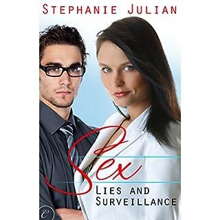 Sex, Lies and Surveillance audiobook cover art