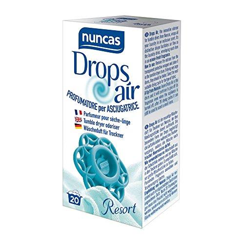 Nuncas Drops Air Resort profumatore asciugatrice - 18g