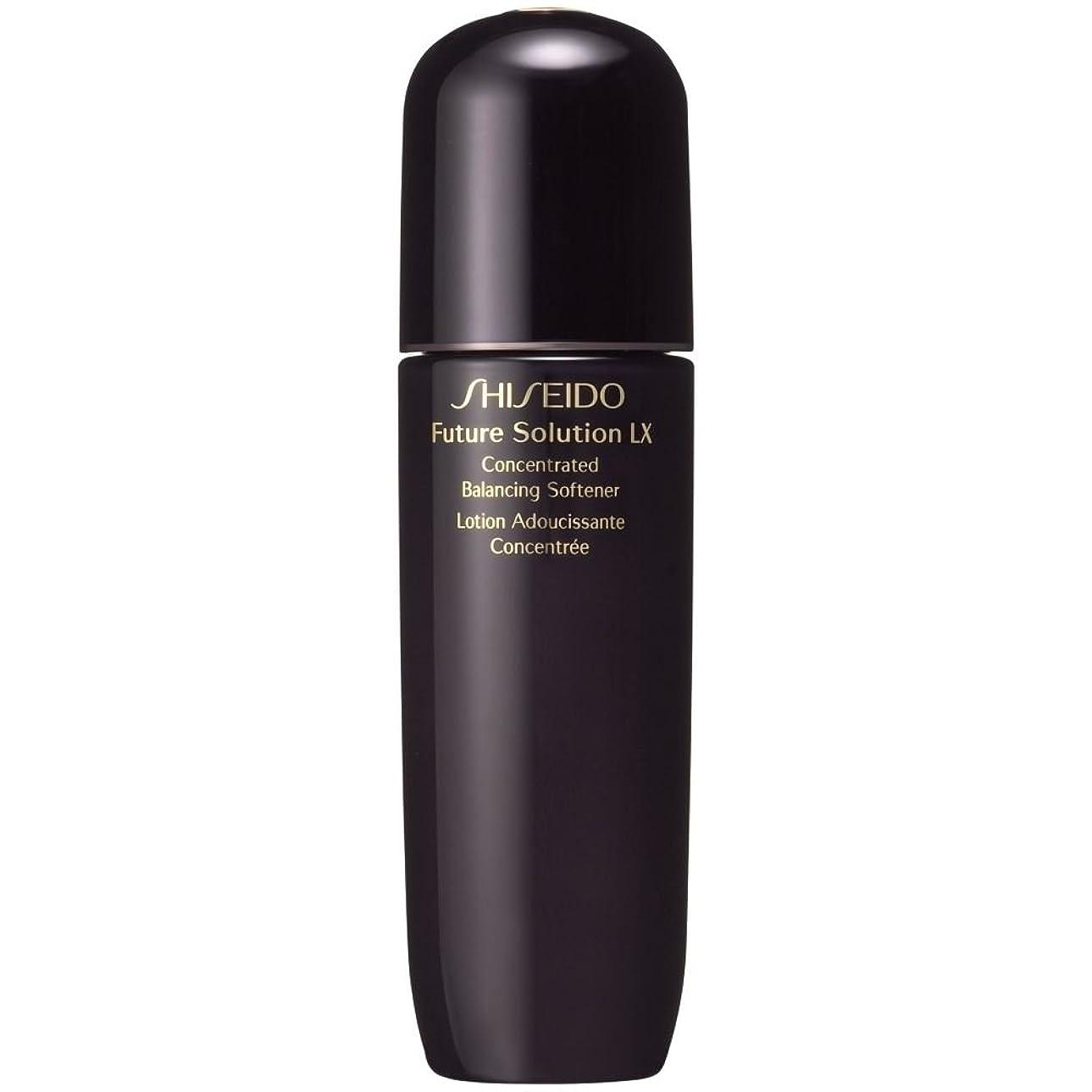 ラリーベルモントくすぐったいリンク[Shiseido] 資生堂フューチャーソリューションLxのは、柔軟剤150ミリリットルのバランスを集中しました - Shiseido Future Solution Lx Concentrated Balancing Softener 150ml [並行輸入品]