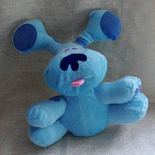 in Hand Blue Dog ~Blue Clues~ 8' 20cm Plush Toy Doll Best Gift
