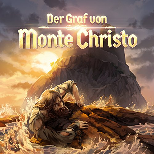 Der Graf von Monte Christo audiobook cover art