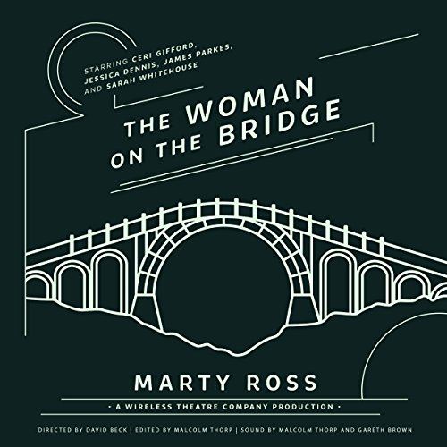 The Woman on the Bridge audiobook cover art