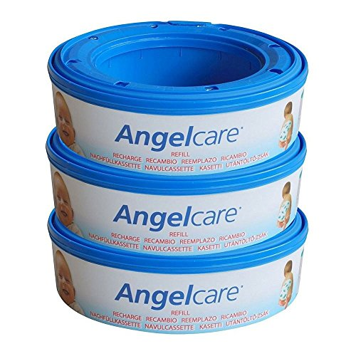 Angelcare Windel Refill Kassetten (3) - Packung mit 2