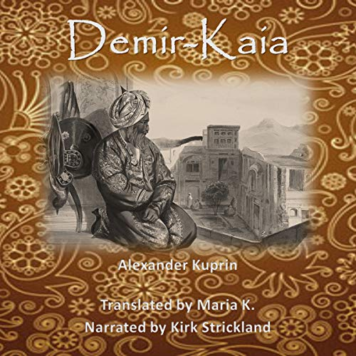 Demir-Kaia audiobook cover art