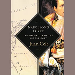 Napoleon's Egypt audiobook cover art