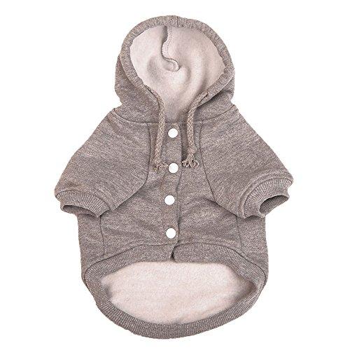 niceEshop(TM) Fashion Soft Cotton Dog Hoodie Pet Clothes