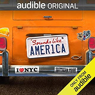 Ep. 2: On The Road with Reggie Watts (Sounds Like America) audiobook cover art