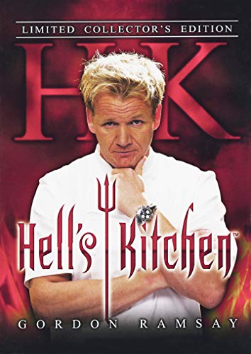 Gordon Ramsay Hell's Kitchen: Seasons 1-4 (Limited Collector's Edition)