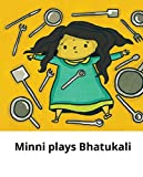 minni plays bhatukali: Children's puzzle picture book (English Edition)