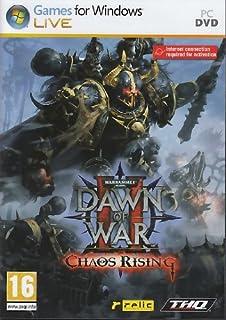 Warhammer 40000 Dawn Of War II 2 Chaos Rising Game PC
