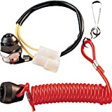 Best  - Polaris Coiled Tether Kill Switch Kit, Red,Genuine OEM Review