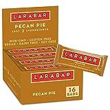 Larabar Pecan Pie, Gluten Free Vegan Fruit & Nut Bar, 1.6 oz Bars, 16 Ct