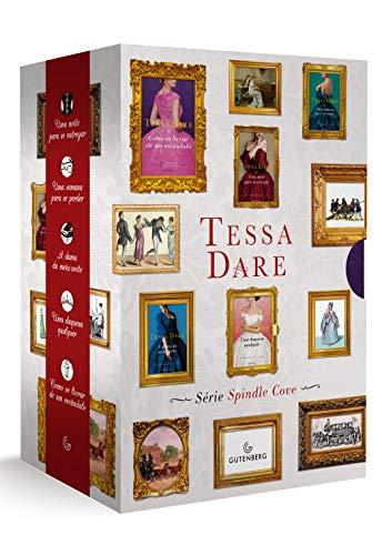Caixa Tessa Dare - Série Spindle Cove