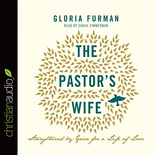 Pastor's Wife audiobook cover art