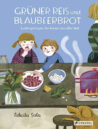 Grüner Reis und Blaubeerbrot: Lieblingsrezepte für Kinder aus aller Welt