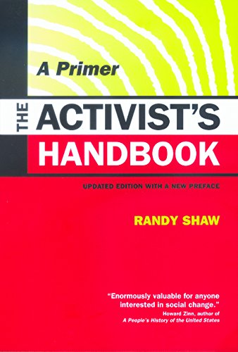 The Activist's Handbook: A Primer Updated Edition with a New Preface