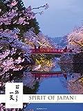 Spirit of Japan 2021 - Bildkalender XXL 48x64 cm - mit Kaligrafien - Landschaftskalender - Natur - japanische Kultur - Wand-Kalender - Alpha Edition